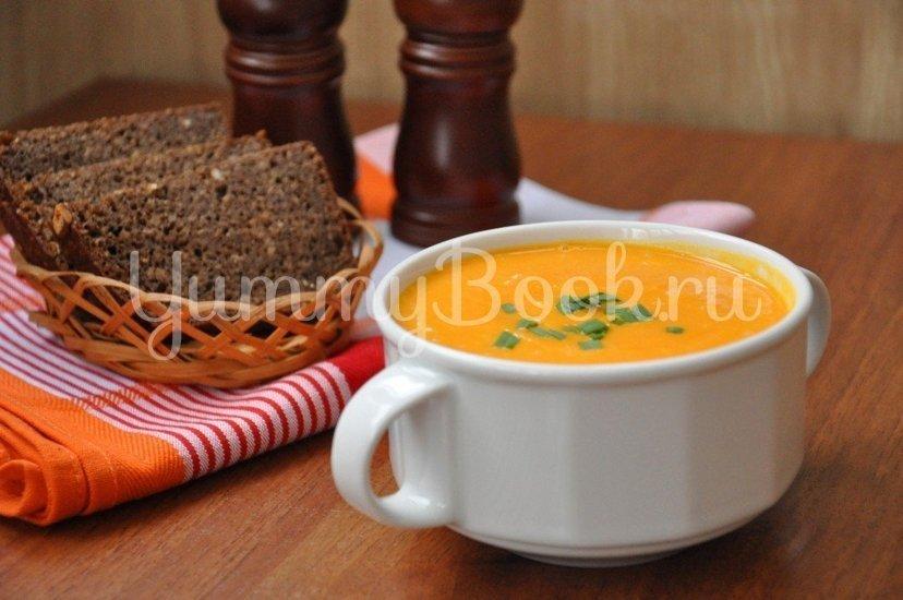 Тыквенный суп-пюре с имбирем - шаг 6
