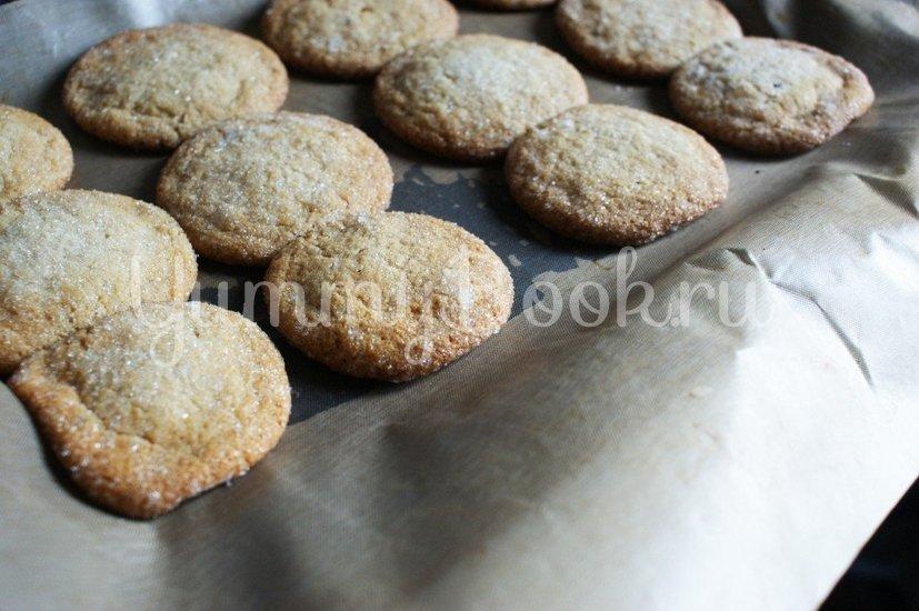 Рождественское имбирное печенье - шаг 8