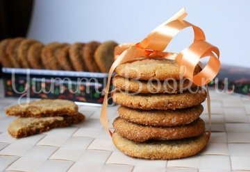 Рождественское имбирное печенье - шаг 9