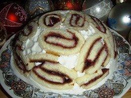 """Торт """"Пол шара"""""""