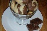 Рассыпчатое печенье Курабье