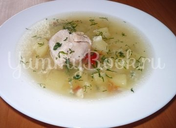 Куриный суп ВОЛНА из мультиварки - шаг 7