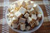 Сытная закуска с фасолью и плавленным сыром