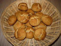 Постное овсяно-медовое печенье
