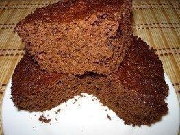 Кекс в микроволновке за 3 минуты