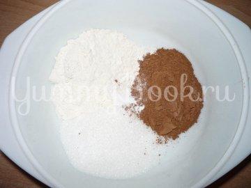 Кекс в микроволновке за 3 минуты - шаг 1