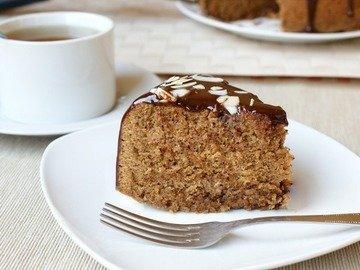 Кофейный кекс в мультиварке