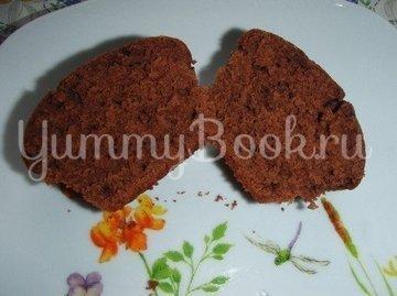Маффины шоколадно-вишневые - шаг 8