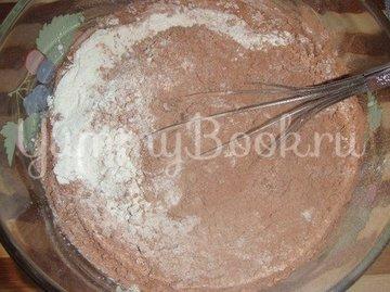 Маффины шоколадно-вишневые - шаг 3