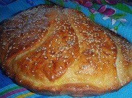 Cербский хлеб «Погачице»