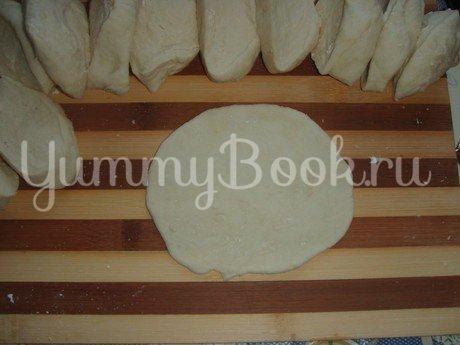 Cербский хлеб «Погачице» - шаг 4