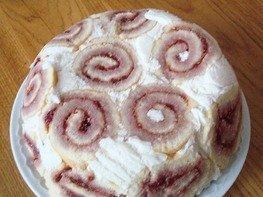Творожно-сливочный пирог