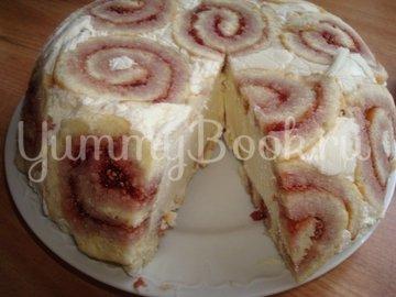 Творожно-сливочный пирог - шаг 5