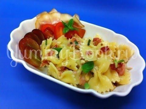 Салат из макаронных изделий - Нудельсалат