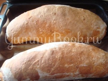 Постный хлеб - шаг 3