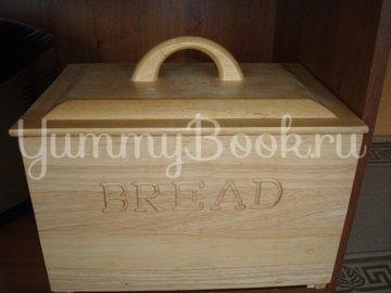 Постный хлеб - шаг 4