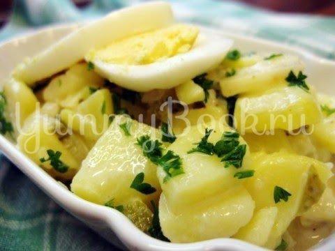 Немецкий картофельный салат - шаг 6