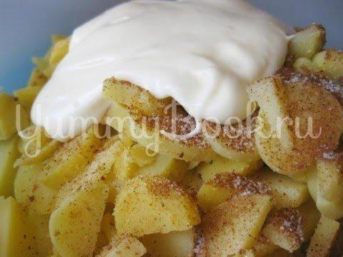 Немецкий картофельный салат - шаг 4