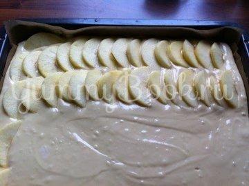 Классический яблочный пирог - шаг 3