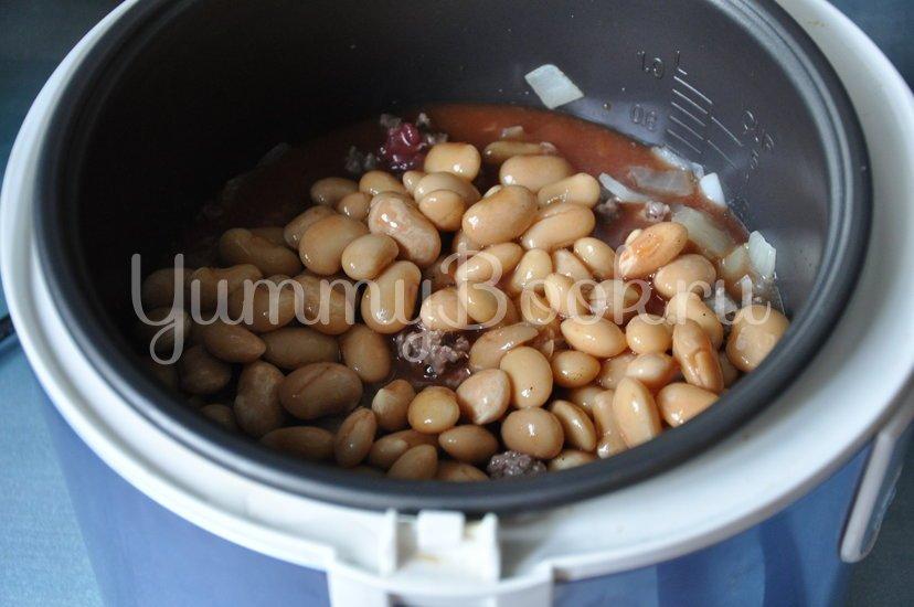 Суп Чили кон карне в мультиварке - шаг 3