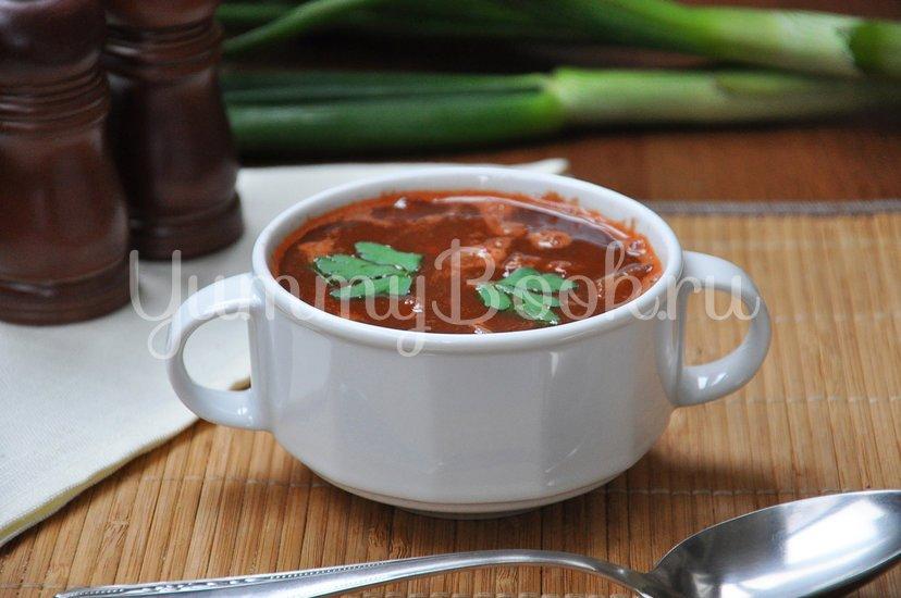 Суп Чили кон карне в мультиварке - шаг 5