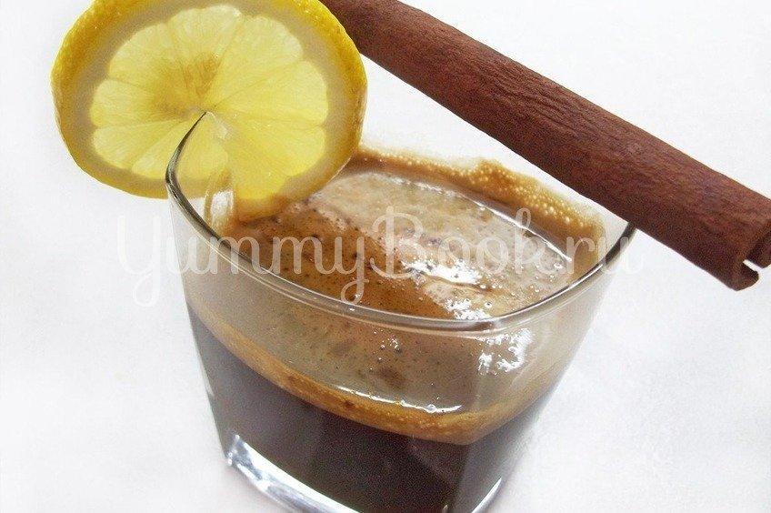 Охлаждающий спиртной коктейль «Ржавый гвоздь»