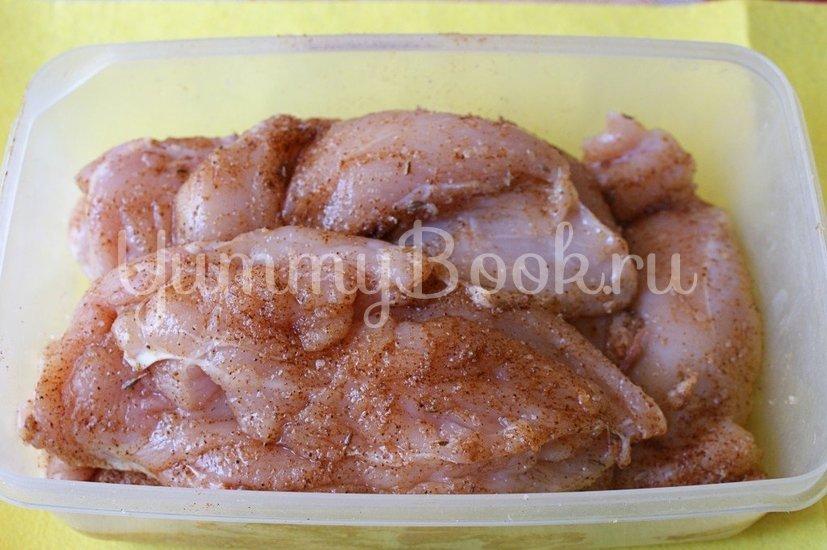 Карпаччо из мяса птицы - шаг 3