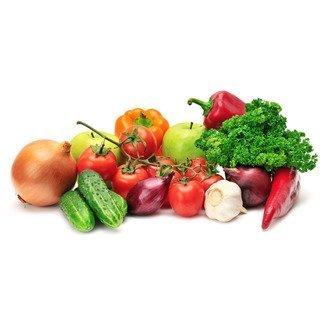 Легкие летние салаты с овощами (без майонеза)