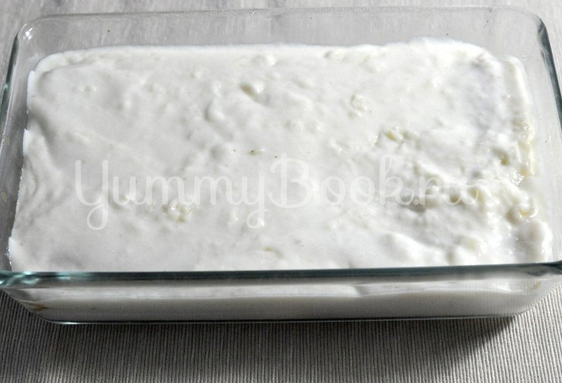 Каннеллони с мясом под соусом Бешамель - шаг 9