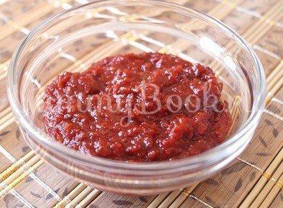 Янним (яннём) - основная приправа в корейской кухне