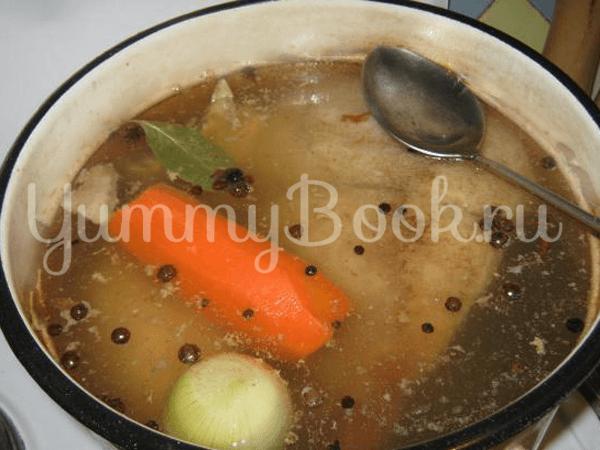 Холодец порционный - шаг 3