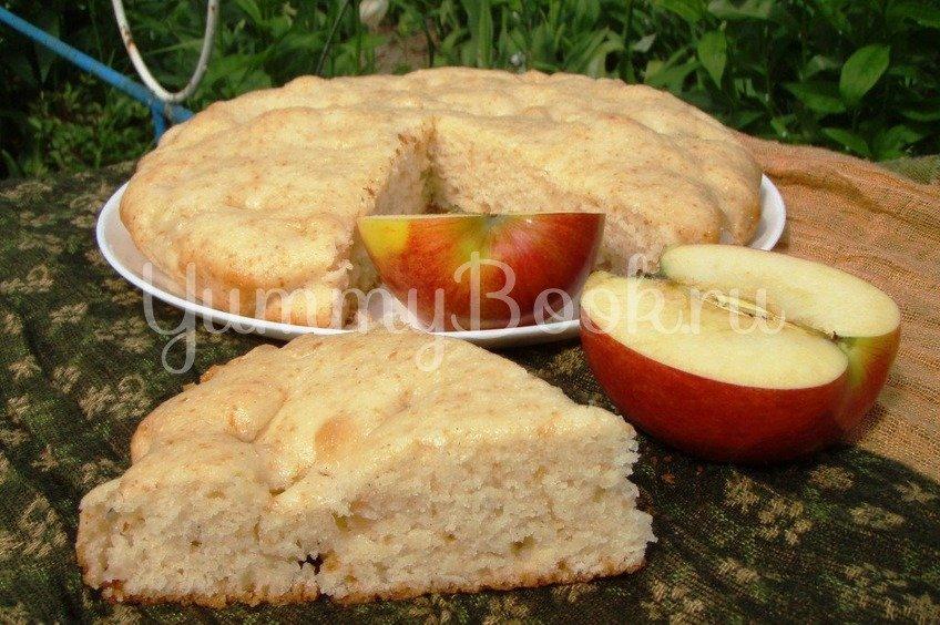 Шримати - индийский яблочный пирог