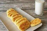 Сырно-творожные сырники