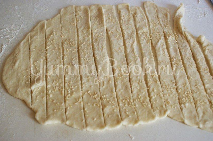 Гриссини, итальянские хлебные палочки - шаг 7