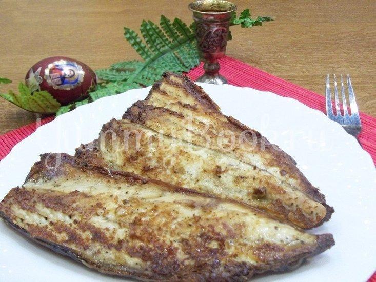 Маринованная и запеченная рыба на костре - шаг 5
