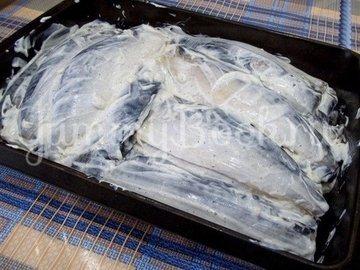 Маринованная и запеченная рыба на костре - шаг 3