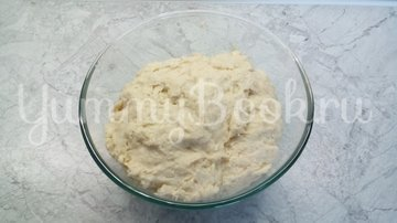 Песочное печенье с орехами на кефире - шаг 6