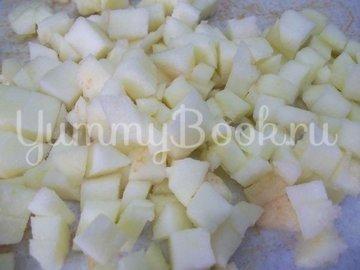 Овощной салат - шаг 6