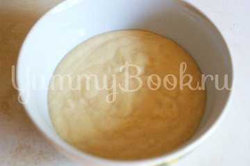 Панкейки на йогурте - шаг 1