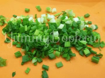 Свеженький овощной салат - шаг 5