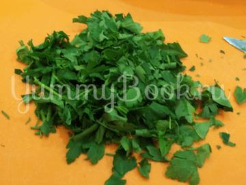 Свеженький овощной салат - шаг 4