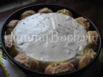 Абрикосовый торт с  кремом из маскарпоне - шаг 17