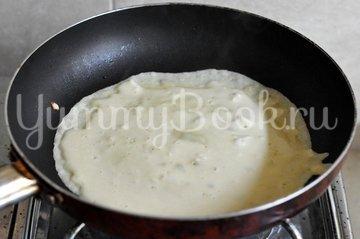 Блины на кокосовом молоке - шаг 5