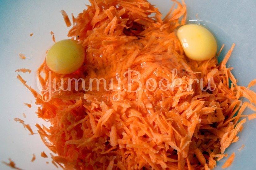 Морковные кексы - шаг 1