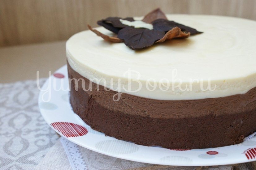 "Торт ""Три шоколада"" - шаг 14"
