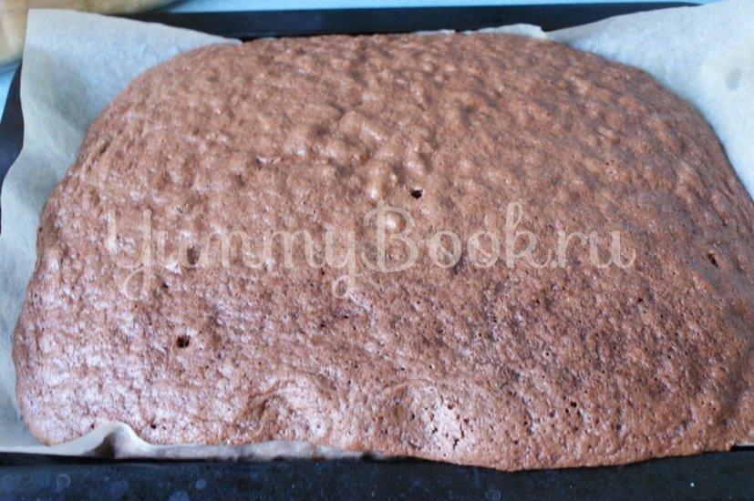"Торт ""Три шоколада"" - шаг 4"