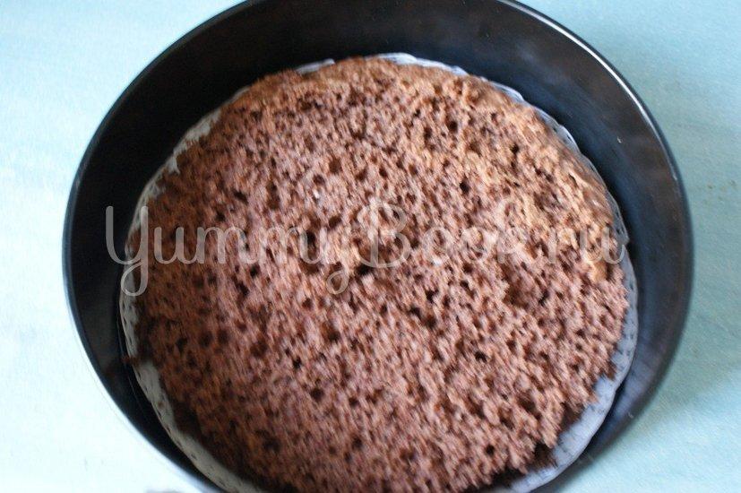 "Торт ""Три шоколада"" - шаг 5"