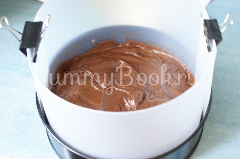 "Торт ""Три шоколада"" - шаг 10"