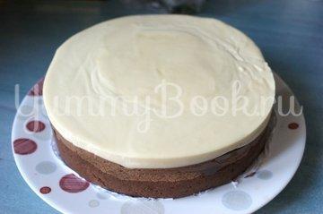 "Торт ""Три шоколада"" - шаг 13"