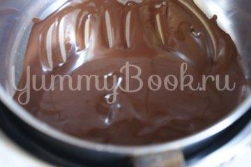 Шоколадные листики - шаг 2